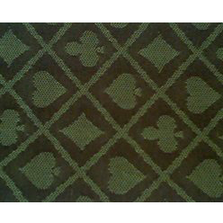 two tone suite poker cloth green
