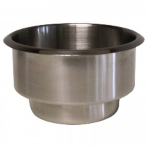 stainless steel drink holder dual size