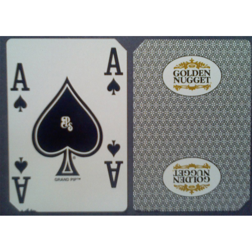 casino playing cards used