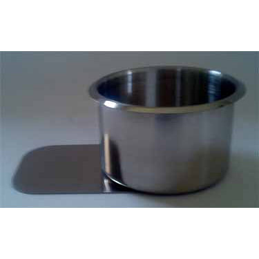 slide under drink holders Jumbo stainless steel