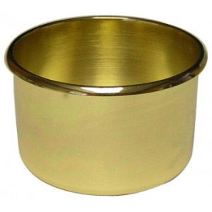 brass cup holder jumbo