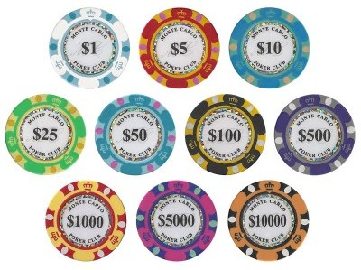 Used casino chips casino manchester