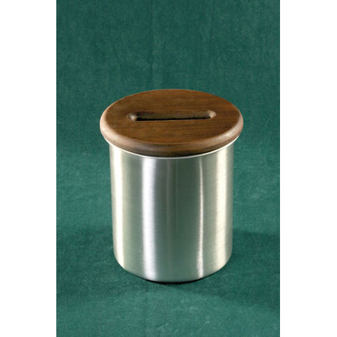 Baccarat Discard Can and Lid