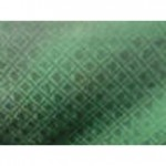 suited poker cloth green