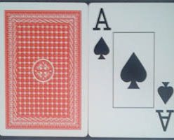 best plastic playing card