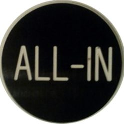 2 inch all in button