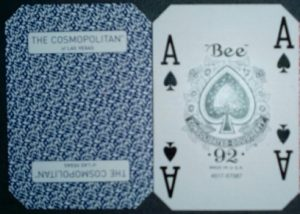 casino used playing cards